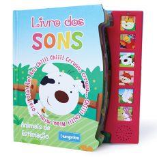 """Imagem da Coleção """"Livro dos Sons"""" - Animais de estimação"""
