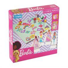 Jogo Tabuleiro Barbie - A Coroa Perdida