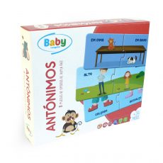 Puzzle Antónimos (linha Baby)