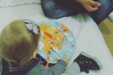 Poder da Leitura e das Histórias para os Bebés