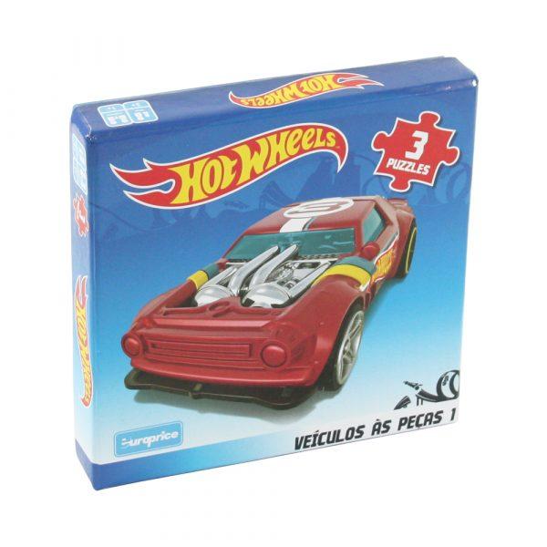 Puzzle Hot Wheels