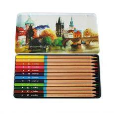 Lápis de cor de aguarelas