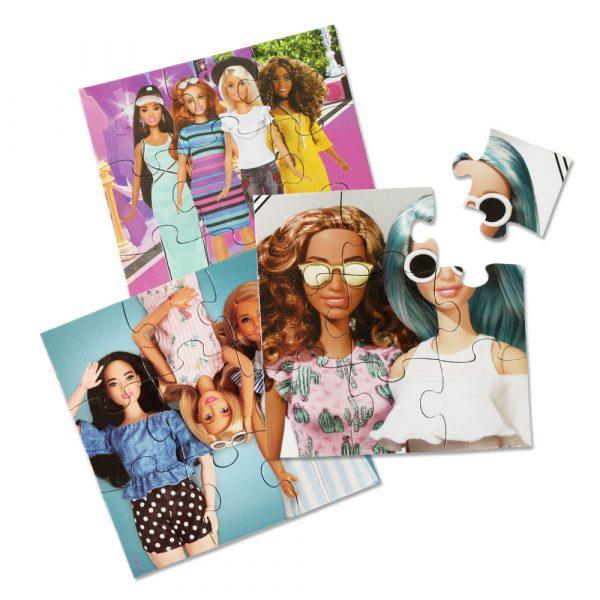 Puzzles da Barbie