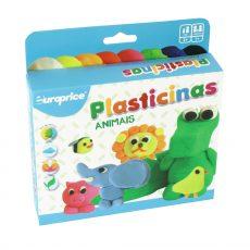 Plasticinas (kit de modelagem)